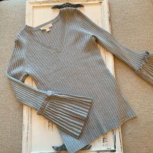 ❄️ Michael Kors Bell Sleeve Sweater